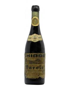 Barolo 1971 CHIADO' GRANDI BOTTIGLIE
