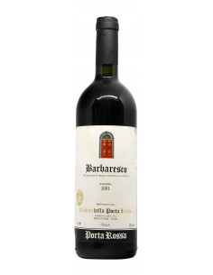 BARBARESCO 1991 CANTINA DELLA PORTA ROSSA Grandi Bottiglie