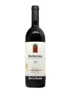 BARBARESCO 1993 CANTINA DELLA PORTA ROSSA Grandi Bottiglie