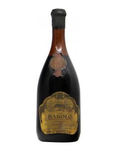 BAROLO RISERVA SPECIALE CASCINA ZOCCOLAIO 1964 SCANAVINO Grandi Bottiglie