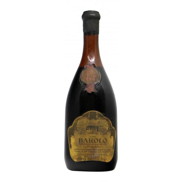 Barolo Riserva Speciale Cascina Zoccolaio 1964 SCANAVINO GRANDI