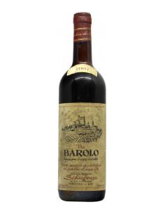 BAROLO 1967 SCHIAVENZA Grandi Bottiglie