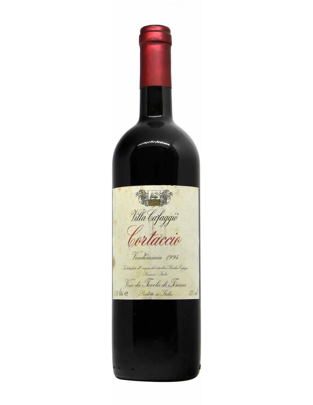 CORTACCIO 1994 VILLA CAFAGGIO Grandi Bottiglie