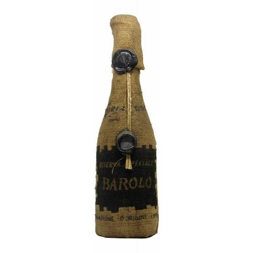BAROLO RISERVA SPECIALE JUTA 1971 VILLADORIA Grandi Bottiglie