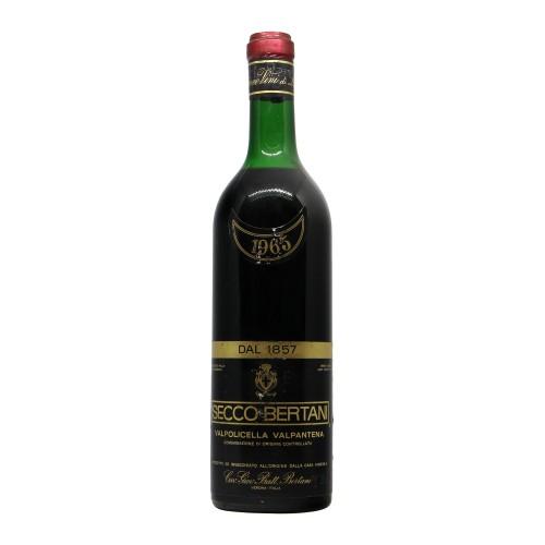 VALPOLICELLA VALPANTENA SECCO 1965 BERTANI Grandi Bottiglie