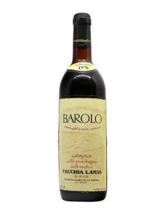 Barolo 1976 VECCHIA LANDA GRANDI BOTTIGLIE
