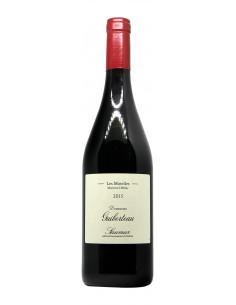 vino naturale SAUMUR ROUGE LES MOTELLES (2015)