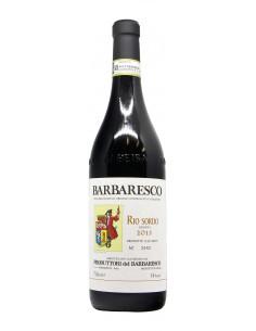 BARBARESCO RIO SORDO RISERVA 2013 PRODUTTORI DEL BARBARESCO Grandi Bottiglie