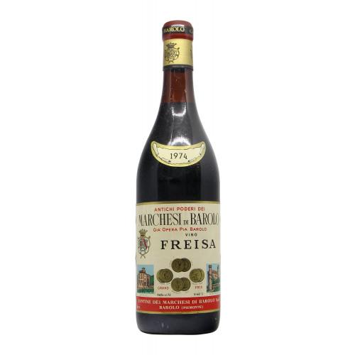 FREISA 1974 MARCHESI DI BAROLO Grandi Bottiglie