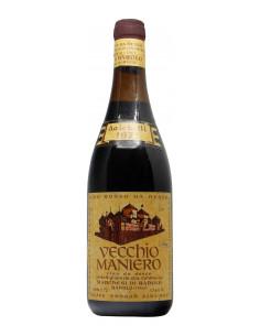 VECCHIO MANIERO 1971 MARCHESI DI BAROLO Grandi Bottiglie