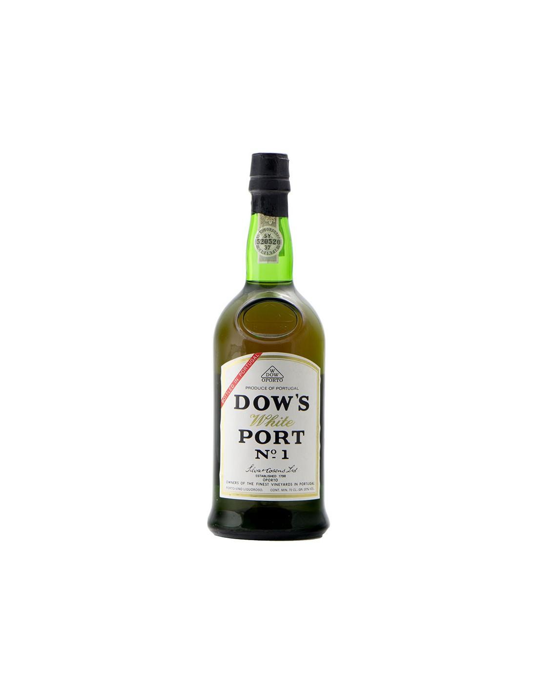PORT N 1 WHITE DOW'S NV SILVA COSENS Grandi Bottiglie