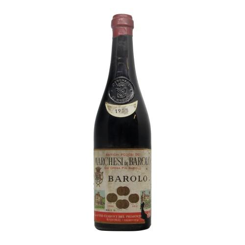 BAROLO 1953 MARCHESI DI BAROLO Grandi Bottiglie
