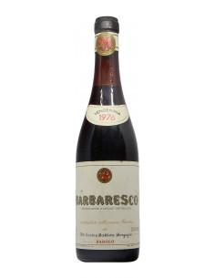 BARBARESCO 1976 BATTISTA BORGOGNO Grandi Bottiglie
