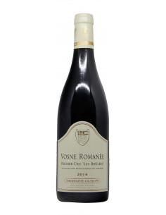 Vini di Borgogna vini naturalei VOSNE ROMANEE 1ER CRU LES BRULEES (2014)