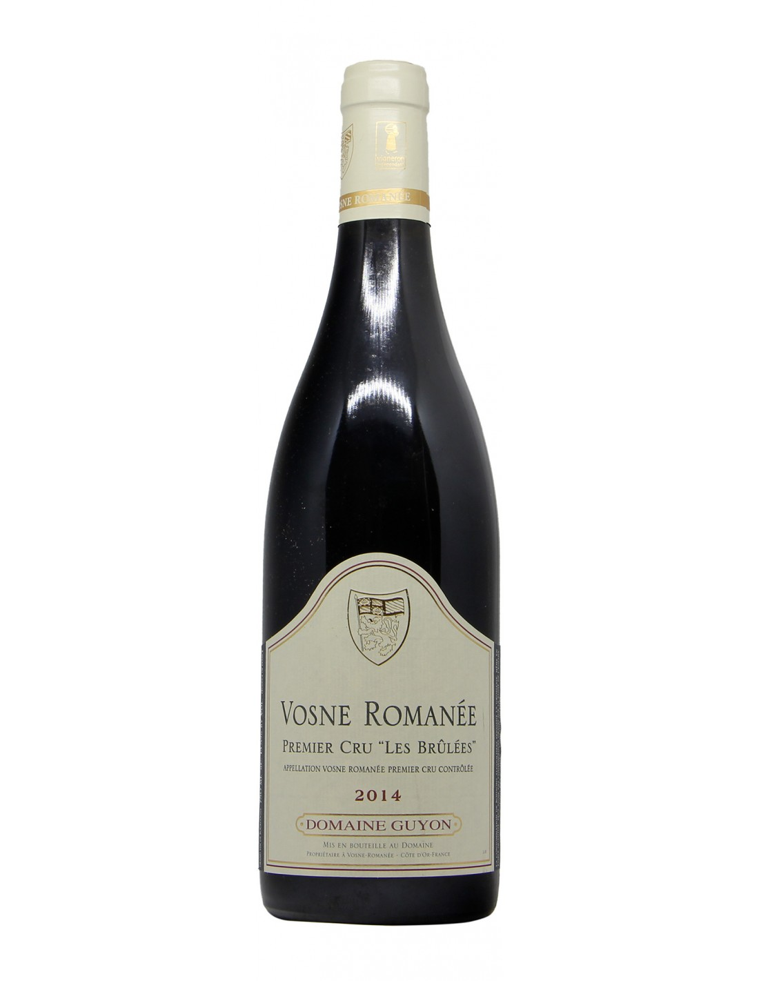 VOSNE ROMANEE 1ER CRU LES BRULEES 2014 GUYON Grandi Bottiglie