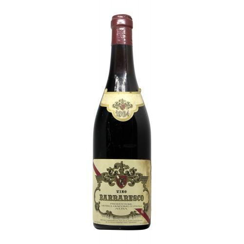 BARBARESCO 1964 MORRA GIACOMO Grandi Bottiglie