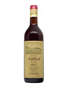 NEBBIOLO 1975 PUNSET Grandi Bottiglie
