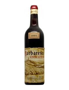 BARBARESCO CROTA DEL BRIC 1964 MICHELE QUAZZOLO Grandi Bottiglie