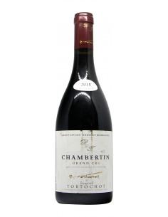 vino naturale CHAMBERTIN GRAND CRU (2015)