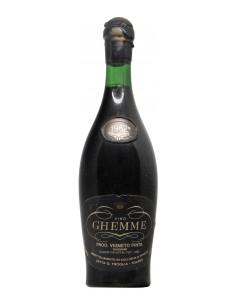 GHEMME VIGNETO PINTA 1962 TROGLIA Grandi Bottiglie