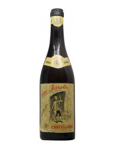 BAROLO 1964 CASTELLANA Grandi Bottiglie