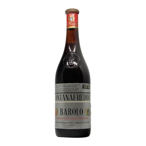 BARBARESCO 1976 FONTANAFREDDA Grandi Bottiglie