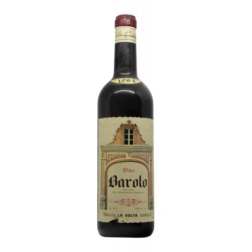 Barolo 1964 TENUTA LA VOLTA GRANDI BOTTIGLIE