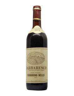 BARBARESCO 1975 SCANAVINO NELLO Grandi Bottiglie