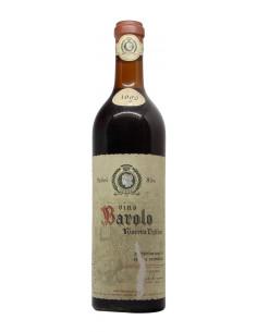 BAROLO RISERVA 1962 VALFIERI Grandi Bottiglie