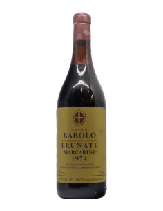 Barolo Brunate 1974 MARCARINI