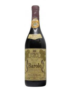 Barolo Riserva 1971 TERRE...