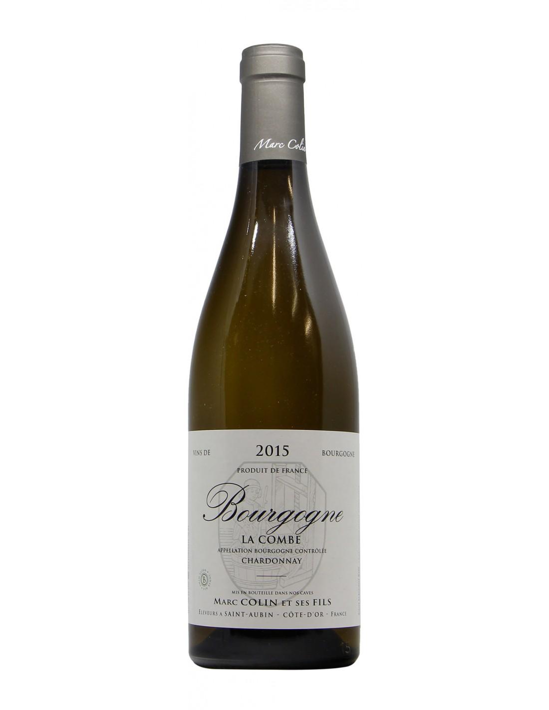 Bourgogne Chardonnay La Combe 2015 MARC COLIN GRANDI BOTTIGLIE