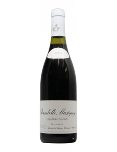 vino naturale Chambolle Musigny (2009)