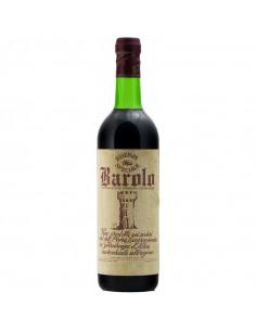 BAROLO RISERVA SPECIALE 1964 CANTINE LANZAVECCHIA Grandi Bottiglie