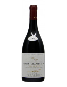 Vini di Borgogna MAZIS CHAMBERTIN GRAND CRU (2016)