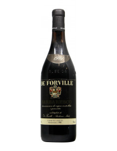 BARBARESCO LORETO 1981 DE FORVILLE Grandi Bottiglie