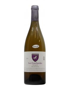 vino naturale ANJOU LES FOUCHARDES  (2014)