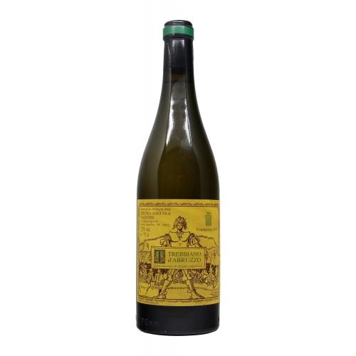 vino naturale TREBBIANO D'ABRUZZO (2013)