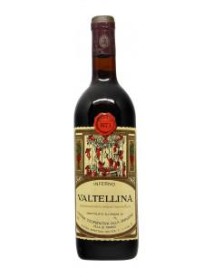 Valtellina 1973 CANTINA COOPERATIVA VILLA GRANDI BOTTIGLIE