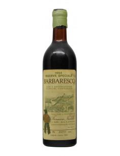 BARBARESCO RISERVA SPECIALE 1964 NICOLELLO Grandi Bottiglie