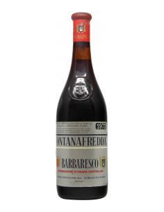 BARBARESCO 1973 FONTANAFREDDA Grandi Bottiglie
