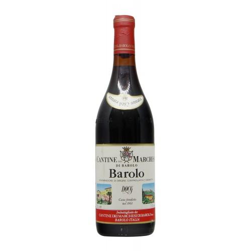 Barolo 1982 MARCHESI DI BAROLO GRANDI BOTTIGLIE