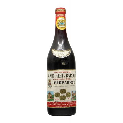 BARBARESCO 1973 MARCHESI DI BAROLO Grandi Bottiglie