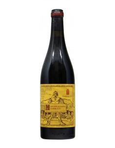 vino naturale MONTEPULCIANO D'ABRUZZO (2012)