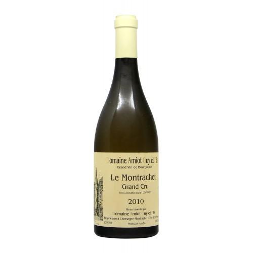 Vini di Borgogna LE MONTRACHET GRAND CRU (2010)