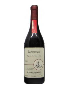 BARBARESCO SURI SECONDINE 1986 GIACOSA DONATO Grandi Bottiglie