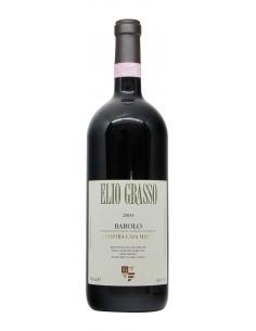 BAROLO GINESTRA CASA MATE MAGNUM 2003 ELIO GRASSO GRANDI