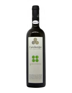 vino naurale GRECO BIANCO (2016)