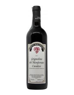 vino naturale GRIGNOLINO (2017)