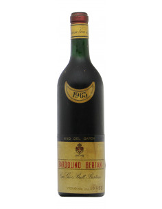 BARDOLINO 1965 BERTANI Grandi Bottiglie